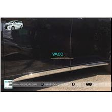 Toyota Vellfire / Alphard (AH30) Skirting Chrome