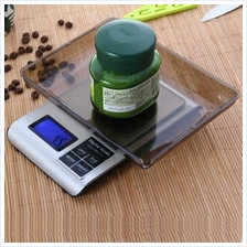 LCD LOW BATTERY / OVERLOAD WARNING 3000G / 0.1G DIGITAL SCALE WITH TRAY BACKLI