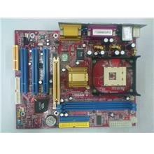 Biostar U8668-D Intel Socket 478 Mainboard 011113