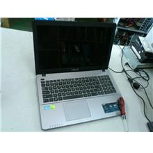 Asus A550C Notebook Spare Parts 280616