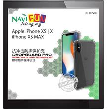★ X-One® DropGuard Pro Clear case for iPhone X | XS | Max