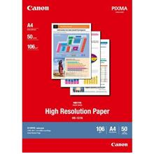 Canon HR-101 A4 High Resolution Paper 50'S ( HR-101 A4)