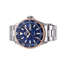 ORIENT Men Automatic Mako 3 Gold Blue Diver Watch RA-AA0007A Limited E