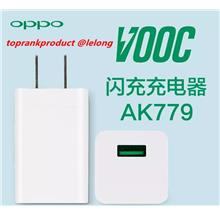 Genuine Oppo Find 7 N3 R5 U3 R7 R9 Plus R7s VOOC AK779 Flash Charger