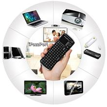 iPazzPort KP-810-19S Russian Version 2.4G Wireless Mini Keyboard For P..