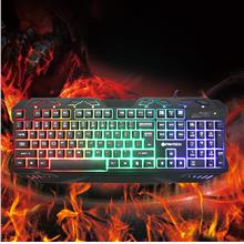 K10 Ergonomics Professional Gaming Pro Keyboard Switches Metal Wired U..