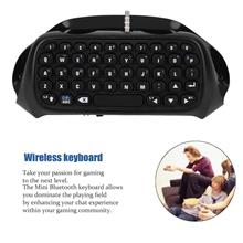 Wireless Bluetooth Keyboard Accessory Adapter for Sony for PS4 Control..