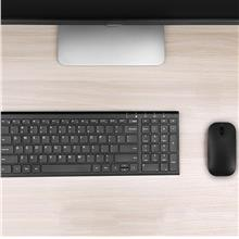 HW193 Ultrathin 2.4G Wireless Keyboard with Numbers Sections for Home ..