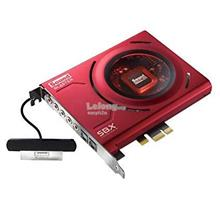 CREATIVE SOUND BLASTER Z PCI-E GAMING SOUND CARD