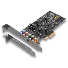 CREATIVE SOUND BLASTER AUDIGY FX PCI-E SOUND CARD