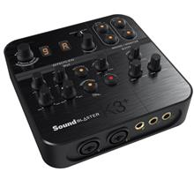 CREATIVE SOUND BLASTER K3+ USB POWERED RECORDING SOUND BOARD