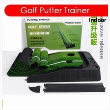 3M Indoor Golf Putt Putter Putting Trainer Training Practice Grass Mat