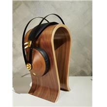 (PM Availability) Omega Shape Wooden Headphone Stand