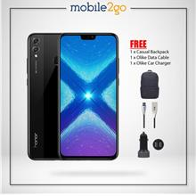Honor 8X [128GB ROM/4GB RAM] MY Set + Freebies worth RM299