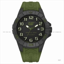 Caterpillar CAT Watches K2.121.23.113 Special OPS 1 Silicone Green