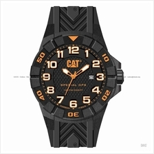 Caterpillar CAT Watches K2.121.21.114 Special OPS 1 Silicone Black