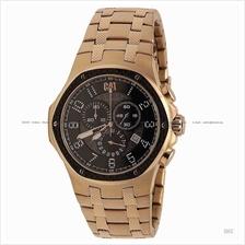 Caterpillar CAT Watches A5.193.19.119 NAVIGO Carbon Chrono Rose Gold