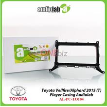 Player Casing Audiolab for Toyota Vellfire/Alphard 2015 (T)