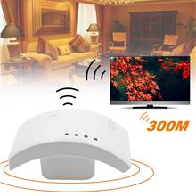 300Mbps Wireless WIFI Repeater Range Expander Roteador WIFI Signal Boo..