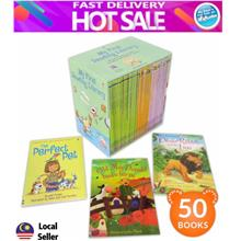 Usborne My First Reading Library Children Books (50 Books in a box)