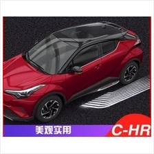Toyota CHR CH-R IZOA Door Side Steps LED Light Body Kits Decoration