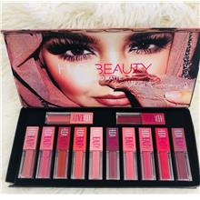 12in1 Liquid lipstick by Huda Beauty matte color - Original Reject
