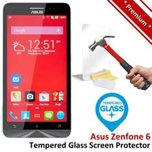 Premium Protection Asus Zenfone 6 Tempered Glass Screen Protector