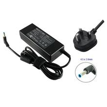 90W 19.5V 4.62A HP Envy 17 Power Supply Adapter 4.5x3.0mm Blue Tip