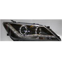 TOYOTA CAMRY '13 LED Ring DRL R8 Projector Head Lamp