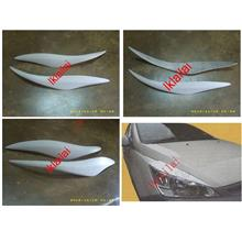 Proton Exora Head Lamp Eye Lip [B Style] [Fiber Material]