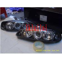 Honda Civic 4D `92/SR/EG Head Lamp Projector/Rim[HD11-HL01-U]