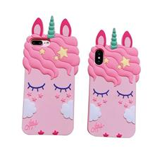Huawei Nova 2i Unicorn Soft Silicone Back Cover Case