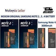 Moxom original Samsung Note 3 4 2 Battery Internal Smartphone Batterie