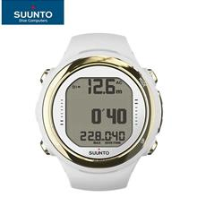 Suunto SS050123000 D4I Novo with USB Light Gold