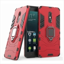 XIAOMI Mi Max 3 Mi8 Redmi 5 Plus MAGNETIC RING Ironman Case