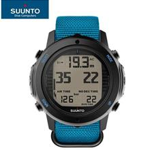 Suunto SS022910000 D6I Novo Zulu Blue Instructor