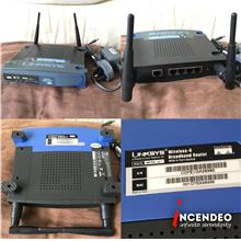 **incendeo** - LINKSYS Wireless-G Broadband Router WRT54G