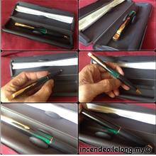 **incendeo** - Authentic PARKER Frontier Green/Black Ball Pen