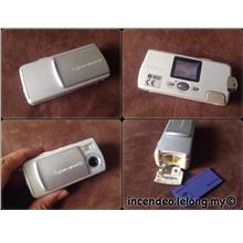 **incendeo** - SONY Cyber-Shot U Compact Digital Camera