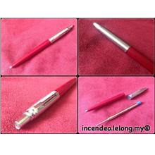 **incendeo** - Authentic PARKER USA Red Ball Pen