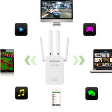 LV-WR09 Wifi Repeater Wireless Router Extender 300Mbps Wi-Fi Signal Am..