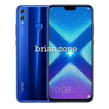 Huawei Honor 8x [4GB ROM + 128GB RAM] Original Malaysia Set (Blue)