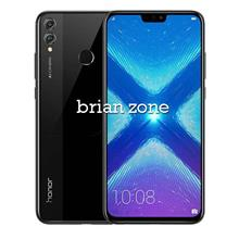 Huawei Honor 8x [4GB ROM + 128GB RAM] Original Malaysia Set (Black)
