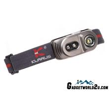Klarus H1A Aluminium Black CREE XP-L V6 LED 550L Headlamp