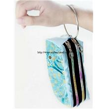 03425 Korean Sequined Hand Ring Bag (Included)