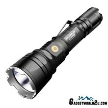 Klarus XT12GT CW CREE XHP35 HI LED 1600L Rechargeable Flashlight