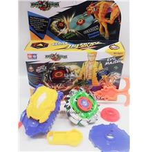 Battle Metal Fusion Spinning Top YCF Fight Rapidity 4D Gasing beyblade