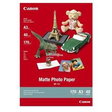 Canon Matte Photo Paper A3 40's (MP-101-A3-40)