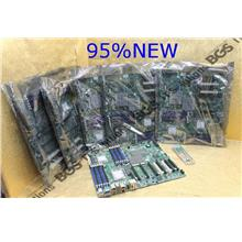 Supermicro X8DTG-QF Server Workstation  Mainboard +cpu