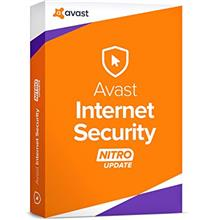 AVAST INTERNET SECURITY 2017 RETAIL (1 YEAR 1+1 USER)